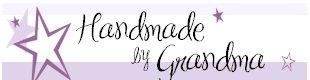 Handmade by Grandma Logo